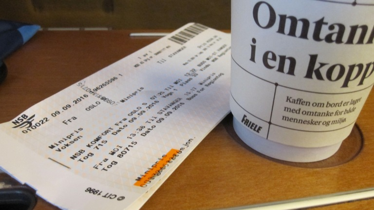 HOW TO GET CHEAP TRAIN TICKETS IN NORWAY!